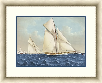 Sailing 2 Framed Art, 32