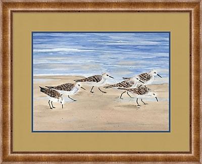 Pipers Walk 1 Framed Art, 32