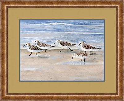 Pipers Walk 2 Framed Art, 32