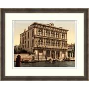 "Venice 1 Framed Art, 34"" x 28"""