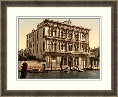 Venice 1 Framed Art, 34