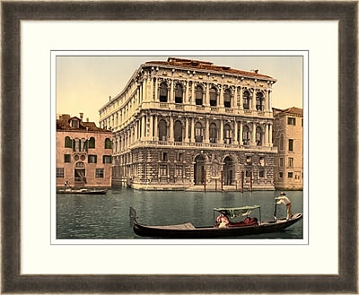 Venice 2 Framed Art, 34