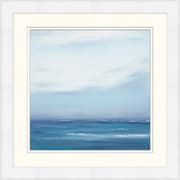 """Tranquil Waters Art, 35"""" x 35"""""""