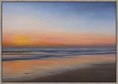 Santa Maria Sunset 1 Framed Art, 41