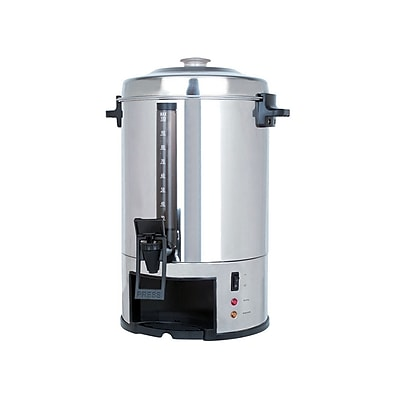 Better Chef® 100-Cup Stainless Steel Coffee Urn, Silver