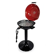 "Better Chef 15"" Electric Barbecue Grill, Red (93589580M)"