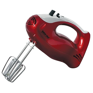 Better Chef® 2-Speed Hand Mixer, Red