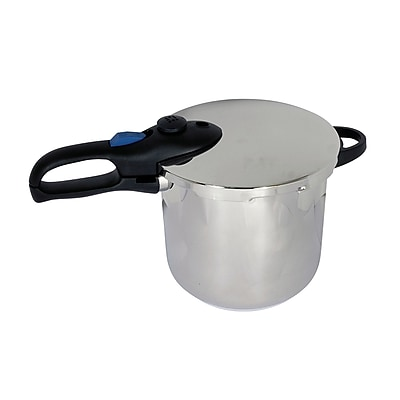 Better Chef® 6 qt. Aluminum Pressure Cooker