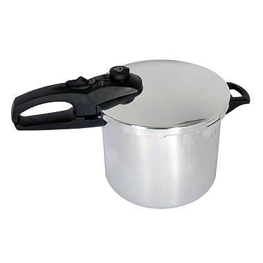 Better Chef® 8 qt. Stainless Steel Pressure Cooker
