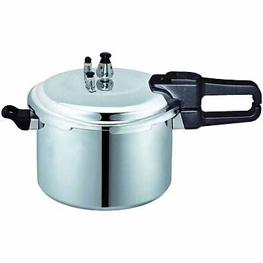 Brentwood® 9 ltr Aluminum Pressure Cooker