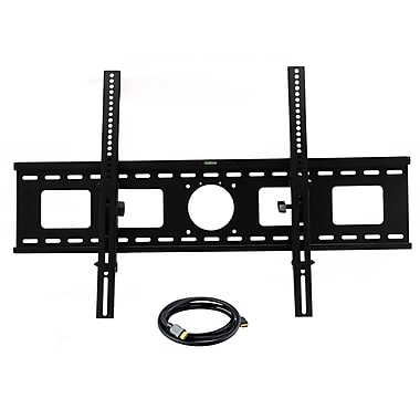 MegaMounts A1800USB Tilt Wall Mount With HDMI Cable For 42
