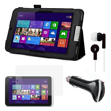 Mgear Folio Case Bundle For Acer Iconia W3
