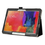 "Mgear Double Fold Folio Case For 12.2"" Samsung Galaxy Pro, Black"