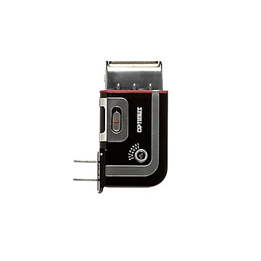 Optimus 50015 Direct AC Rechargeable Pocket Palm Shaver, Silver