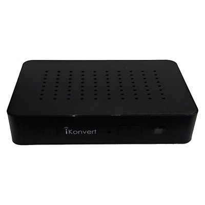 Supersonic® iKonvert Digital TV Converter Box (93586016M)