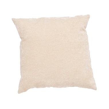 Jaipur LUX01 Luxe Linen, Cotton & Acrylic, Cream