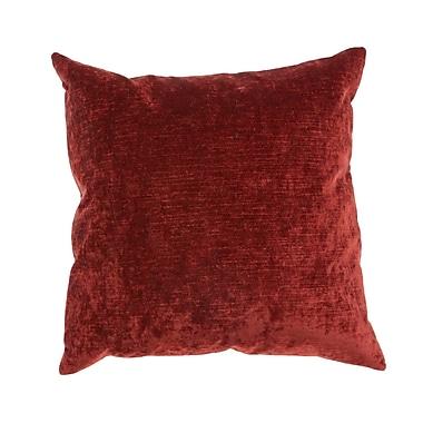 Jaipur LUX06 Luxe Linen, Cotton & Acrylic, Persimmon