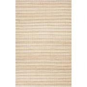 Jaipur Rug Cotton & Jute 8' x 5', Driftwood