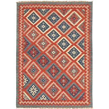 Jaipur Anatolia Tribal Pattern Area Rug Wool, 4' x 6'