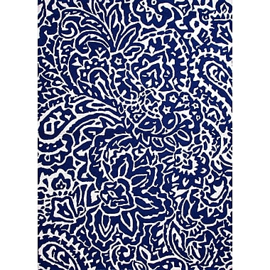 Jaipur Abstract Area Rug Polypropylene 7.6' x 9.6', Off White