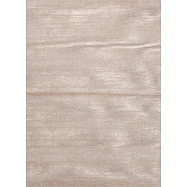 Jaipur Basis Rug Wool & Art Silk, 9' x 12'