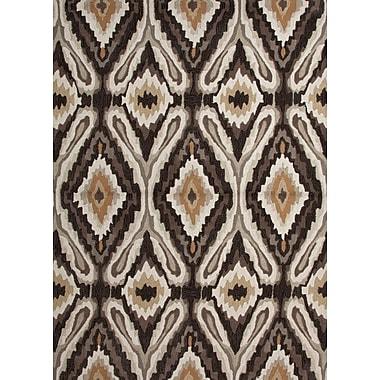 Jaipur Brio Tribal Area Rug Polyester, 2' x 3'