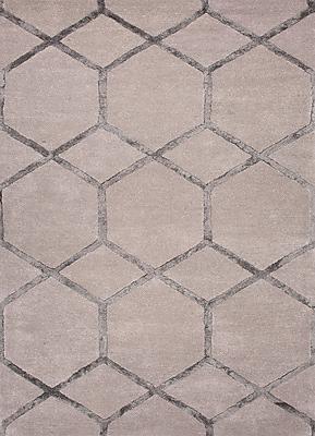 Jaipur Tufted Area Rug Wool & Art Silk, 11' x 8'