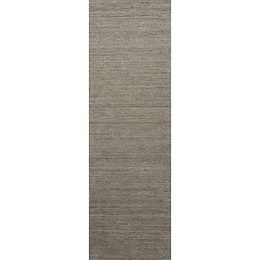 Jaipur Solid Area Rug Wool 2'6