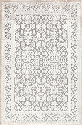 Jaipur Fables Regal Area Rug Art Silk & Chenille, 9.5' x 7.5'