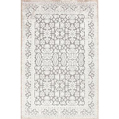 Jaipur Fables Regal Area Rug Art Silk & Chenille, 9' x 12'