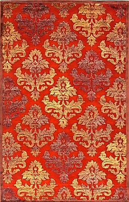 Jaipur Transitional Area Rugs Art Silk & Chenille, 5 x 7.6