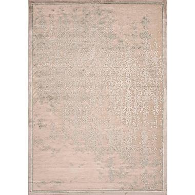 Jaipur Area Rug Art Silk & Chenille, 5' x 7.6'