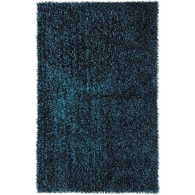 Jaipur Flux Solid Area Rug Polyester, 5' x 7.6'