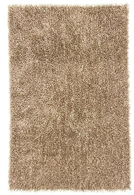 Jaipur Shag Rug Polyester, 3.6' x 5.6'