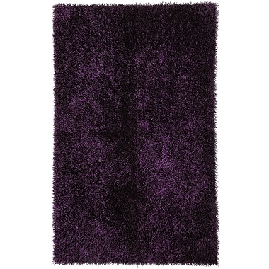 Jaipur Flux Solid Area Rugs Polyester, 5x7.6