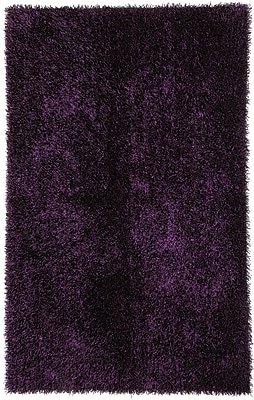 Jaipur Flux Solid Area Rugs Polyester, 7'6