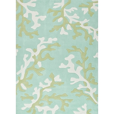 Jaipur Coral Fixation Area Rug Polyester, 3.6x5.6