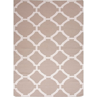 Jaipur Contemporary Area Rugs Wool, 5' x 8'