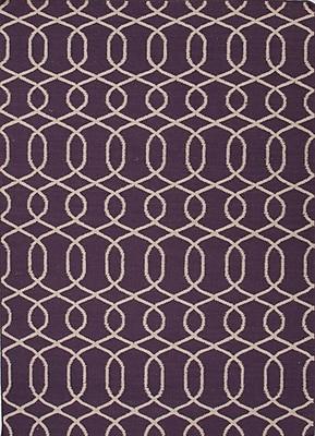 Jaipur Sabrine Urban Bungalow Area Rug Wool, 5' x 8'