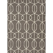 Jaipur Geometric Area Rug Wool 3.5' x 5.5'