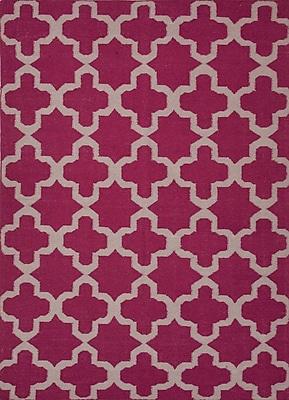 Jaipur Maroc Aster Area Rug Wool, 5' x 8'