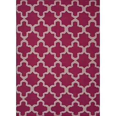 Jaipur Maroc Aster Area Rug Wool, 9' x 12'