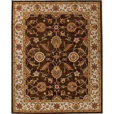 Jaipur Hand Tufted Rugs Wool, 2.6' x 4'
