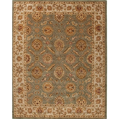 Jaipur Hand-Tufted Area Rugs Wool, 4' x 6'