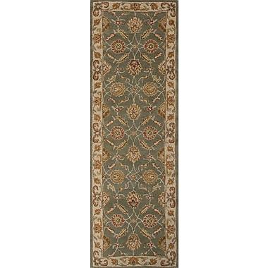 Jaipur Hand-Tufted Area Rugs Wool, 4' x 8'