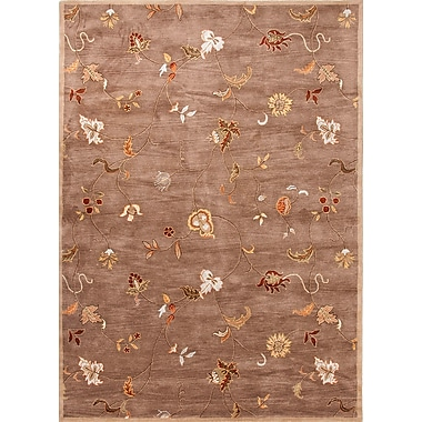 Jaipur Poeme Area Rug 100% Wool, 5' x 8'