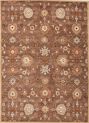Jaipur Transitional Area Rug Wool, 3' x 2'