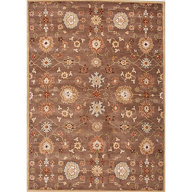 Jaipur Transitional Area Rug Wool, 5' x 8'