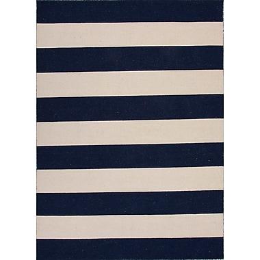 Jaipur Pura Vida Flat Weave Area Rug Wool, 8' x 10'