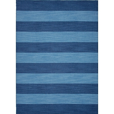 Jaipur Striped Rug Wool, 4' x 6'